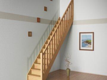 Vizualizace schodišť