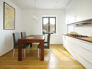 Prodejní vizualizace interiéru bytu Vančurova – typ B