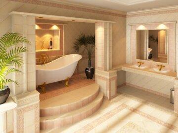 3D vizualizace koupelen